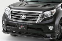 Toyota Land Cruiser Prado 150 (13-н.в.) Капот ELFORD